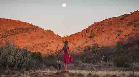 Explore the West MacDonnell Ranges